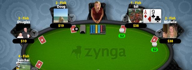 zynga poker - best facebook games - games.com