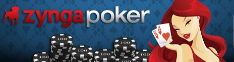 The official Zynga Poker Logo