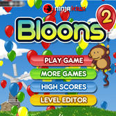 Cute Game of the Day: Bloons 2