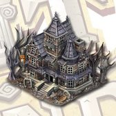 City of Wonder Halloween Items: Pumpkin Patch, Hall of Dracula, Mausoleum & More