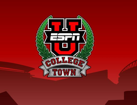 ESPNU College town blows up
