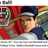 ESPNU College Town brings Baseball, Softball and giftable All Star Refills