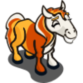 FarmVille Candy Corn Pony & House arriving this Halloween