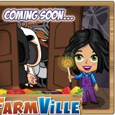FarmVille Halloween Costumes teaser says they're 'coming soon'