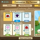 FarmVille farmers go from frumpy to fab with new clothing options