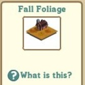FarmVille's Fall Foliage covers your land in autumn leaves