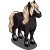farmville forest horse