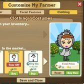 FarmVille Halloween Costumes arrive: Are they a trick or a treat?