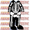 farmville skeleton costume