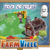FarmVille Halloween Trick or Treating arrives