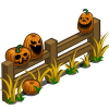 farmville pumpkin fence