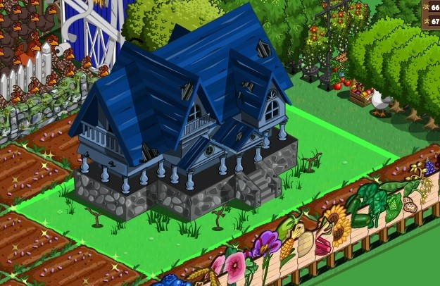 farmville haunted house gifting link