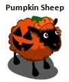 Pumpkin Sheep