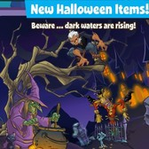 FishVille's Halloween Celebration Explodes With 14 New Items!