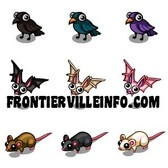 FrontierVille Halloween Mystery Crate coming soon with adorably vicious animals