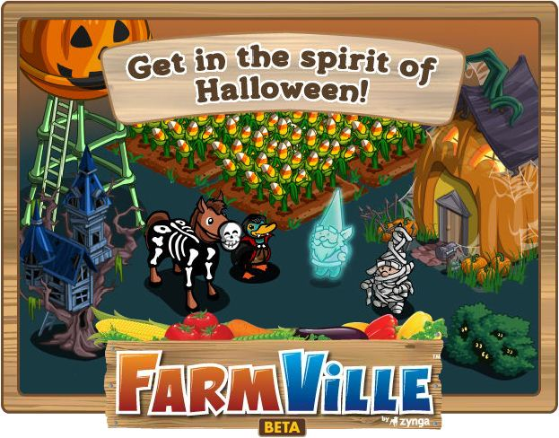 FarmVille Halloween