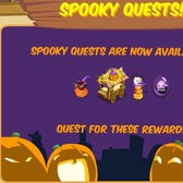 Happy Island sees release of Spooky Quests just in time