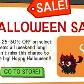 Happy Pets Halloween Sale: Save 25-30% on select items