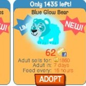 New Halloween Happy Pets glow in the dark! Can you spot 'em?