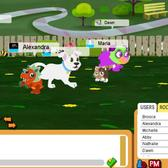 Happy Pets Pet Park feature brings live chat and real time showboating