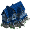 farmville haunted house - games.com