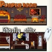 Add more fright to your Hotel City this Halloween with new rooms, decorations