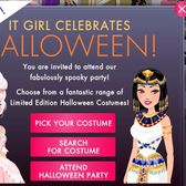 It Girl releases Halloween superstore to dress up your avatar
