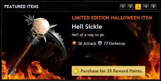 Hell Sickle