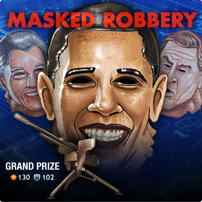 Masked Robbery