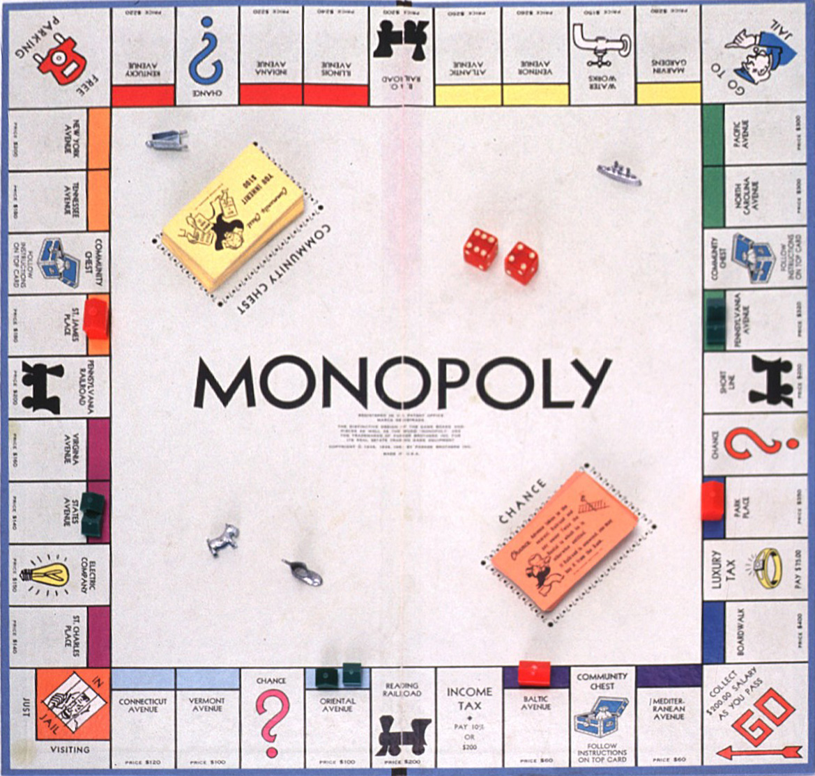 free online classic monopoly game