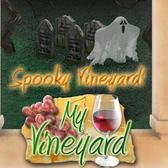My Vineyard's Spooky Vineyard: Explore an eerie world of weird wines