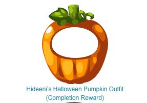 pet society halloween pumpkin outfit