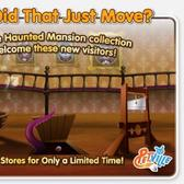 PetVille's Haunted Mansion Set updated with creepy animations