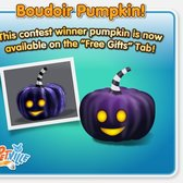 PetVille's Design-A-Pumpkin Contest results are in, get the winning designs for free