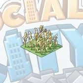 Social City: Cornfield Terrain lets players build a maze of maize