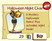 Halloween Night Charm