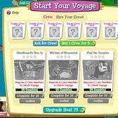 Treasure Isle: Haunted Voyages await you and your Pirate Ghost Ship