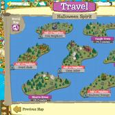 Treasure Isle Halloween Spirit Maps have seven spooky isles to explore