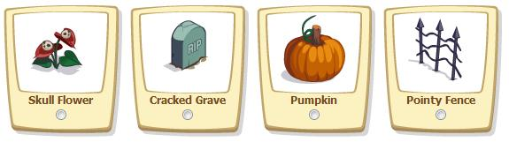 Free Halloween gifts