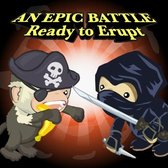 Treasure Isle Pirates vs. Ninjas feature promises 'The battle of the universe'