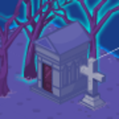 Treasure Madness Halloween Maps and Gifts hide terrifying treasure