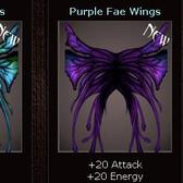 Vampire Wars' Fae Wings introduce the world's first undead fairies
