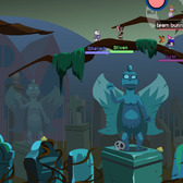 Wild Ones Graveyard Map: Do battle among the dead on Halloween