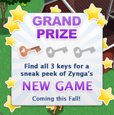 New Zynga Facebook game announced in Zynga Lotto