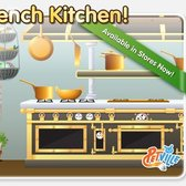 Ooh la la!  New French Kitchen set arrives in PetVille
