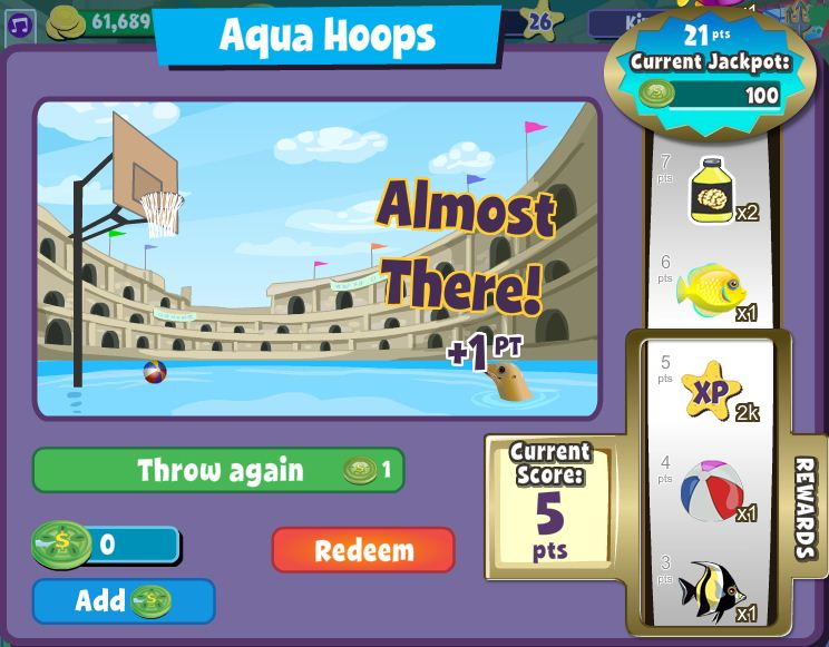 FishVille Aqua Hoops