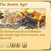 City Of Wonder: Atomic Age has arrived, blinds us with lasers and music