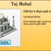 City Of Wonder: Construct the stunning Taj Mahal with Gifts of Wonder