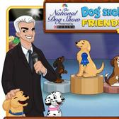 NBC's National Dog Show prances to Facebook with Dog Show Friends