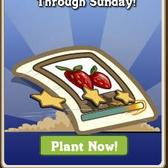 FarmVille Double Mastery Weekend is live through November 28
